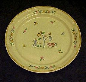 International Heartland pattern salad plate