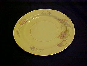 Homer Laughlin Eggshell Georgian Tulip dinner Plate