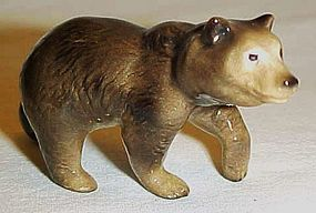 Hagen Renaker miniature Grizzly Bear  figurine retired