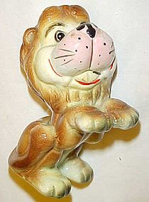 Kreiss lion figurine