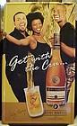 Remy Martin Grand Cru cognac tin advertising sign 2000