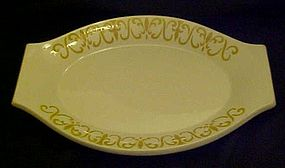 Vintage Jackson China Vendome platter  Paul McCobb