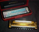 Germany Hohner Special 20 marine Band Harmonica key C