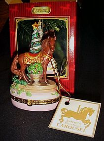 Breyer Arabian Jewel Christmas Keepsake Ornament  '09