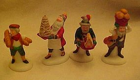 Dept 56 Early Rising Elves set in box  #56369
