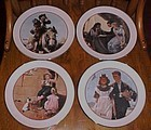 Norman Rockwell Young Love Series CW collection