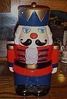 Loomco Nutcracker cookie jar