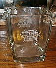 Chivas Regal 18  glass ice bucket cooler
