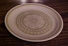 Franciscan Hacienda 10 3/4  dinner plate