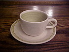 Franciscan Hacienda green Matching cup and saucer