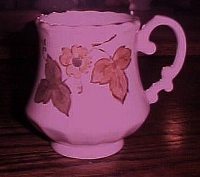 Metlox Vernonware Autumn Leaves coffee mug