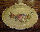 Taylor Smith Taylor Petit Point Brocade LID for sugar