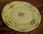 H&C Bohemia salad plate florals  and swags