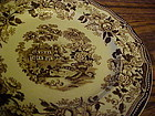 Royal Staffordshire Clarisse Cliff Tonquin B/B plate
