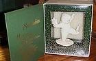 "Dept 56 Snowbabies figurine in box ""It's Smowing"""