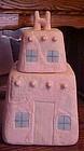 Collectible Desert Notions Adobe Pueblo cookie Jar