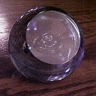 Caithness Glass Spinning Top paperweight 191 / 750