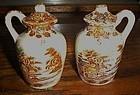 Nasco Mountain Woodland salt and pepper shakers