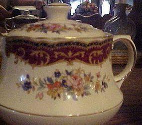 Antique Thomas Hughes & Sons creamer and sugar #5603