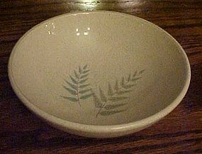 Franciscan Fern Dell small fruit dessert bowl 1950's