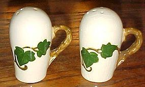 Metlox  California Ivy salt and pepper shakers