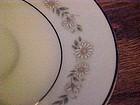 Noritake Trilby pattern #6908 dinner plate
