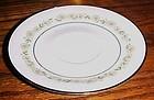 "Noritake Trilby pattern # 6908 oval platter 11 1/2"""