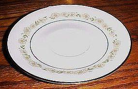 Noritake Trilby pattern #6908 saucer