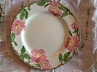 Vintage Franciscan Desert Rose bread and butter plate
