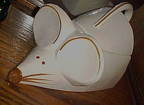 McCoy USA M 450 Mouse cookie jar PERFECT