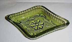 Tiara Diamond suite nut dish Spruce green