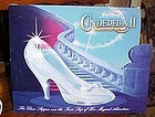 Disney Cinderella 2 Lithograph set  of 4 in  portfolio
