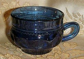 Indiana Tiara Imperial blue kings crown cup