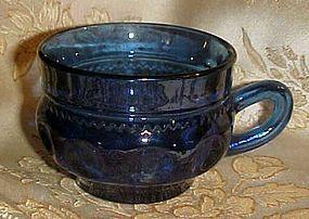 Indiana Tiara Imperial blue kings crown cup