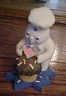 Danbury Mint  Poppin Fresh Calendar figurine July