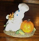 Danbury Mint Poppin Fresh October calendar figurine