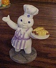 Danbury Mint Poppin Fresh June calendar figurine