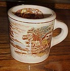 Nasco Mountain woodland  thick restaurant mugs