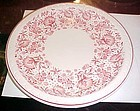 Syracuse Roxbury econo-rim dinner plates Railroad china