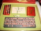 Vintage 1930s Jumbo Type Set in original game box