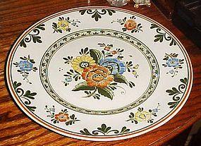 "Villeroy & Boch Alt Amsterdam 10 1/2"" dinner plate"
