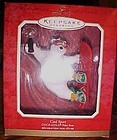 Hallmark ornament Cool Sport coca Cola Polar Bear MIP
