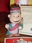 "Hallmark Peanuts Gallery ""A wise man"" nativity figurine"