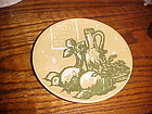 Royal Ironstone Honey Dew pattern salad plate USA