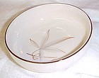 Winfield China Passion Flower 4 7/8 fruit / dessert bowl Mid Century