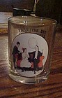 Norman Rockwell Saturday Evening Post glass Shall we dance Jan 13 1917