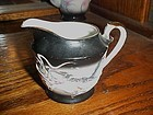 Demitasse grey black dragonware creamer CDCG Japan