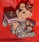 Boyds Bears and Friends Nativity wiseman Heath as Caspar #2 edition