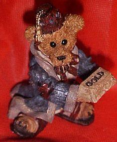Boyds Bears and Friends Nativity wiseman figurine Wilson...As Melchoir