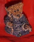 Boyds Bears and Friends nativity figurine Neville as Joseph